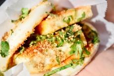 Fried Tofu Bao